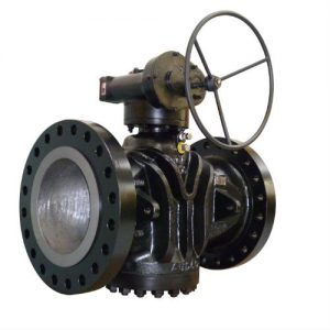 Audco Lubricated Plug Valves