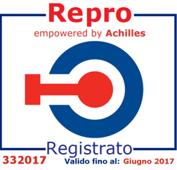 company Audco Certificate Achilles Repro for Industrial Valves