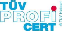 azienda  tuv profi certificate