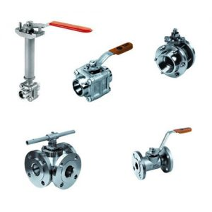 Worcester Ball Valves