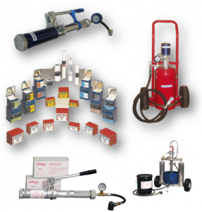Sealant & Injection Equipment for Valves Maintenance