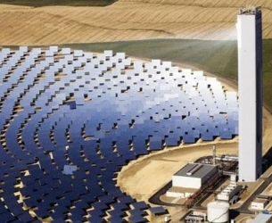 concentrated solar power industrial audco italiana