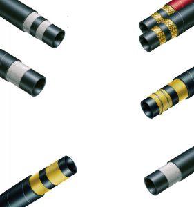 Tubi industriali in gomma - prodotti