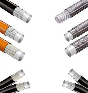 Tubi industriali termoplastici
