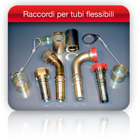 Hoses Flexible fittings - Audco Italiana