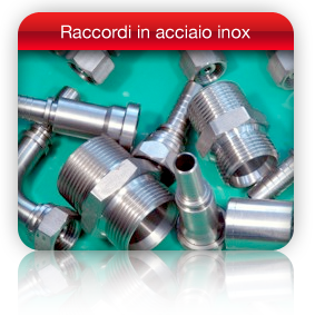 Stainless Steel Fittings - Audco Italiana