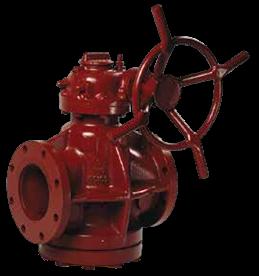 Nordstrom Valves: Dynamic Balance Iron Plug Valves