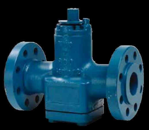 Nordstrom Dynamic Balance Steel Plug Valves