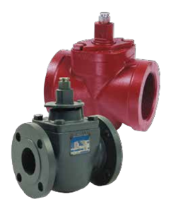 Nordstrom Valves: Super Nordstrom Iron and Steel Plug Valves