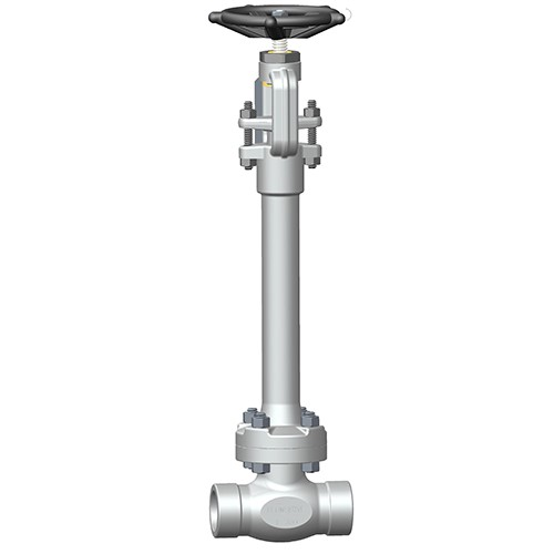 Vogt valves: Cryogenic Globe Valves