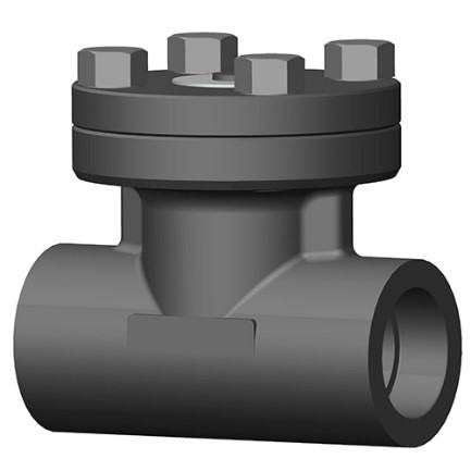 Valvole Vogt: Swing Check Valves