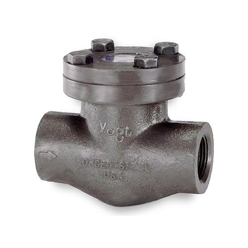 Vogt valves: T-Pattern Ball & Piston (LIFT) Check Valves