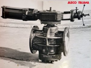 Historic Audco Industrial Valves Photo 1