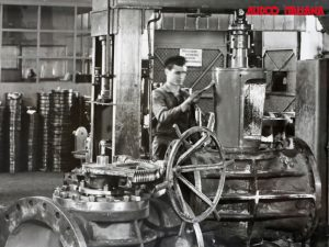 Historic Audco Industrial Valves Photo 3