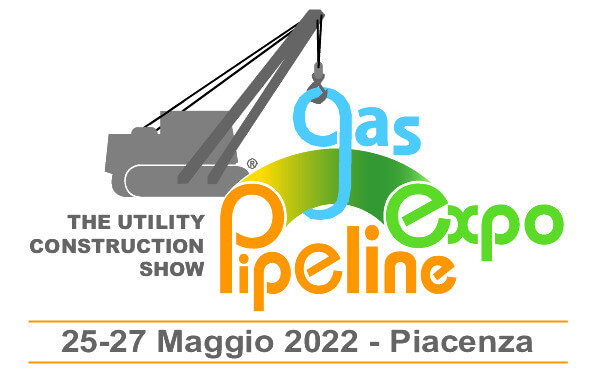 PGE 2022 PIpeline Gas Expo from 25 to 27 May 2022 Piacenza Italy - Come Here!